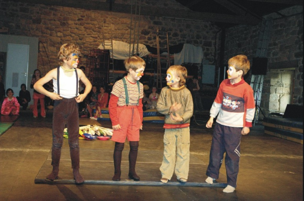 Découvertes des Arts du cirque